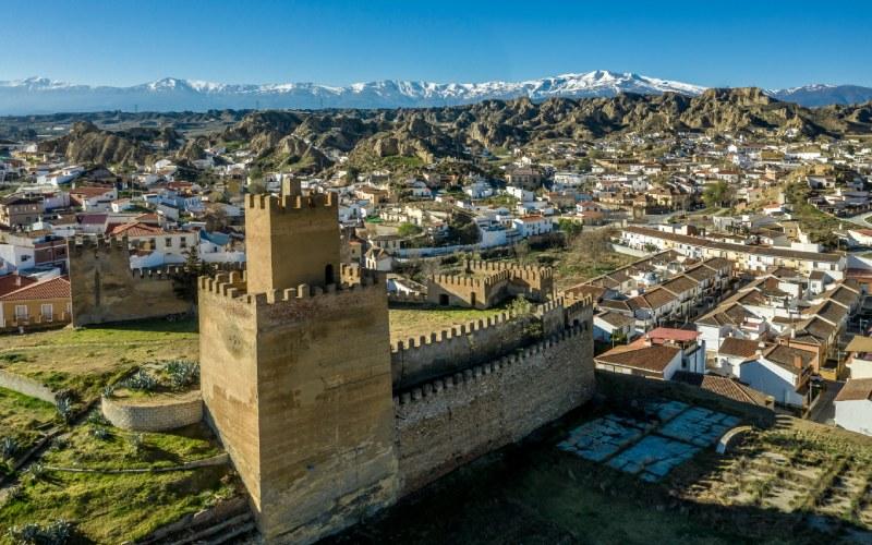Alcazaba de Guadix