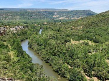 Parc naturel Hoces Alto Ebro et Rudrón dans la belle province de Burgos