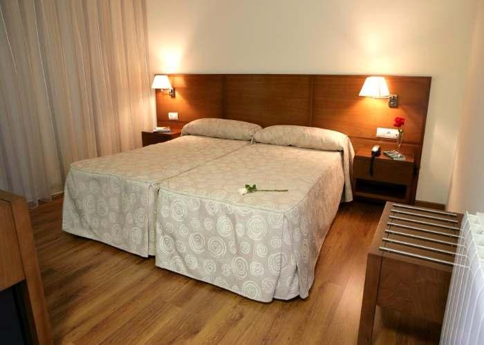 Dónde dormir en Hervás