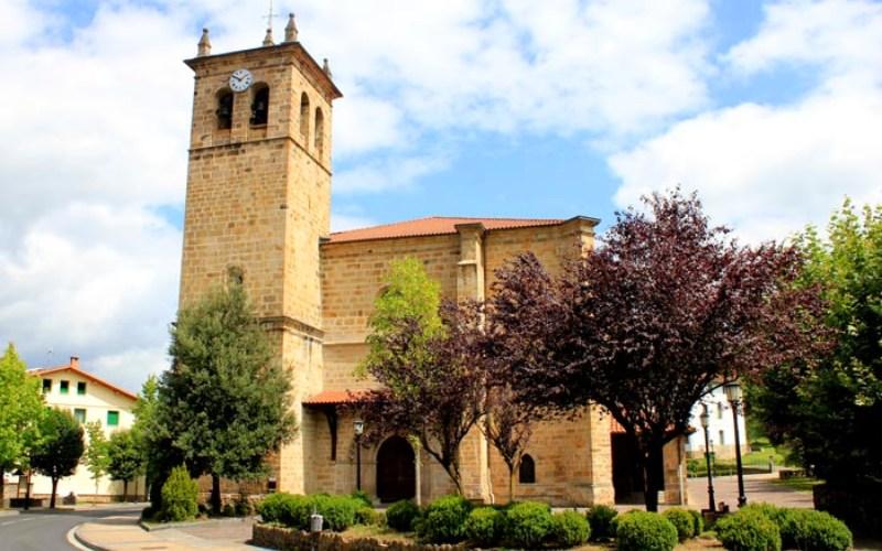Église d'Idiazabal
