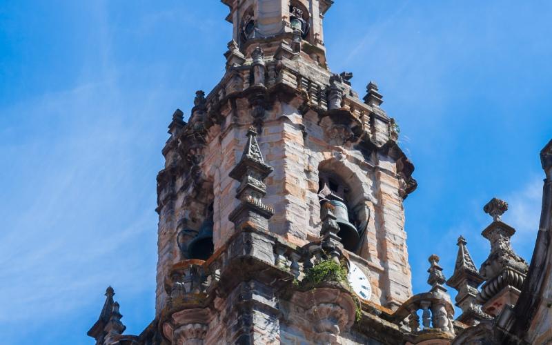 Clocher de l'église San Severino, Balmaseda