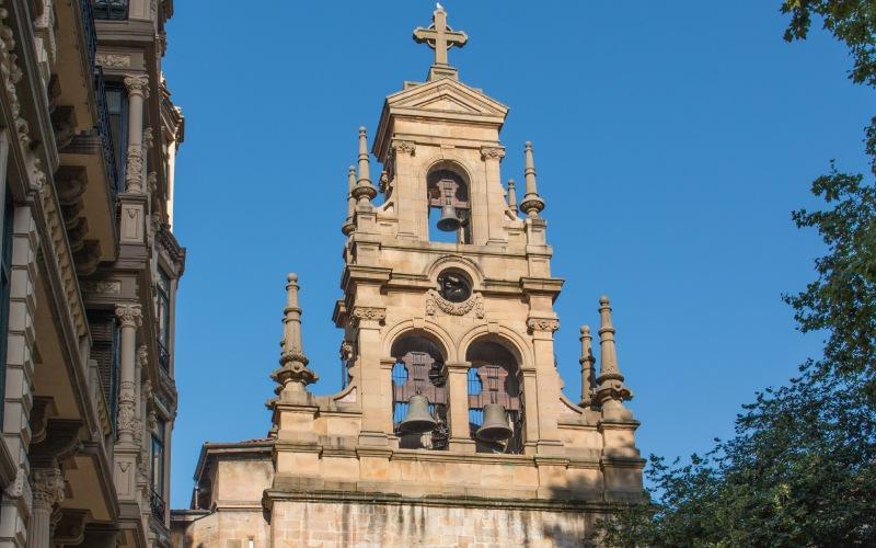 Église San Vicente de Abando, Bilbao