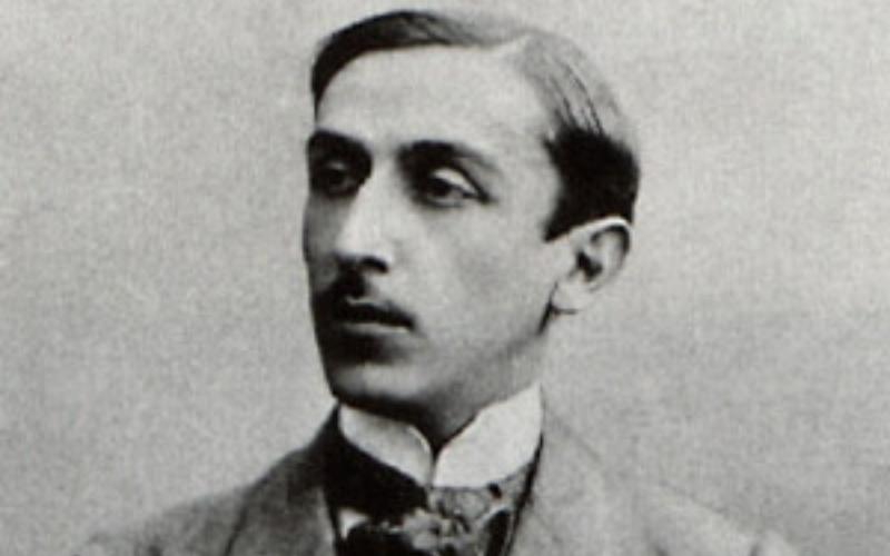 Portrait de Maurice Barrès