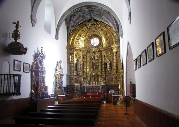 iglesia san juan bautista quejana