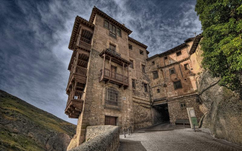 Les maisons suspendues de Cuenca aujourd'hui