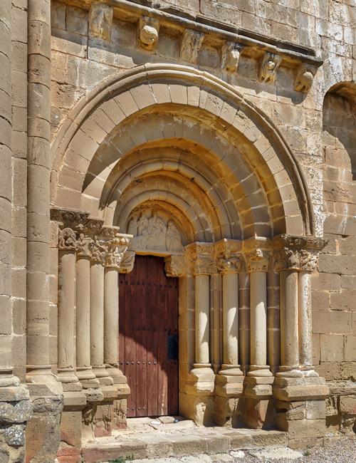 Église de Santiago à Agüero