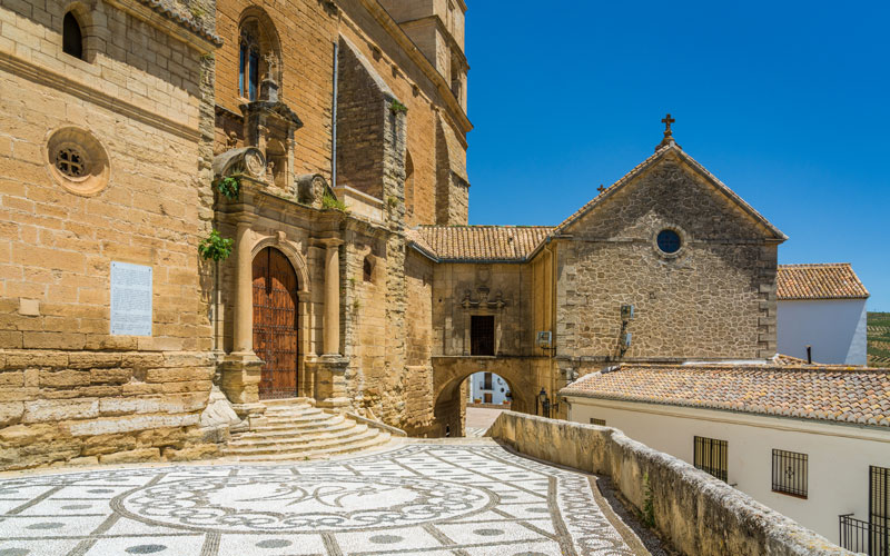 Église de la Encarnación, Alhama de Granada