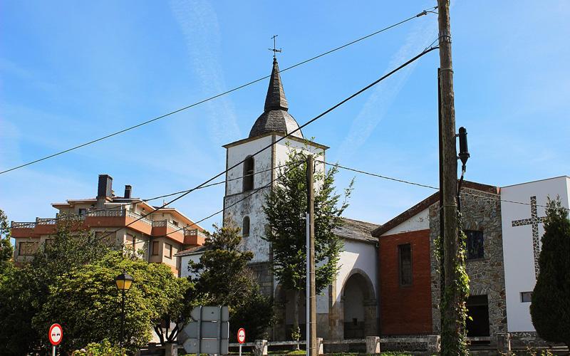 Église San Miguel de Mohices, à La Caridad