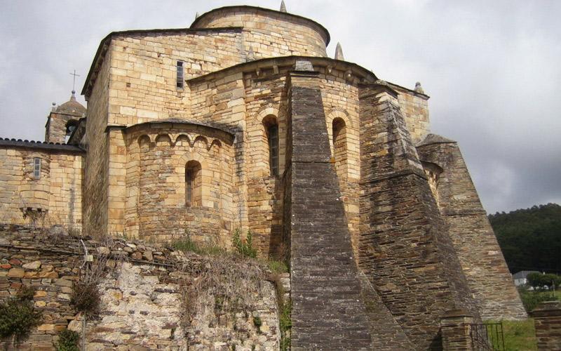 Basilique de San Martiño de Mondoñedo | Photo : Yeza