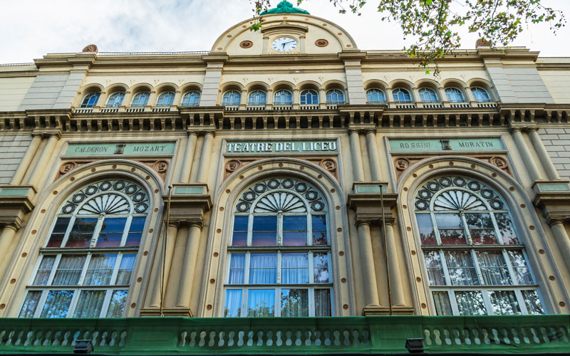 Grand Théâtre du Liceo de Barcelone