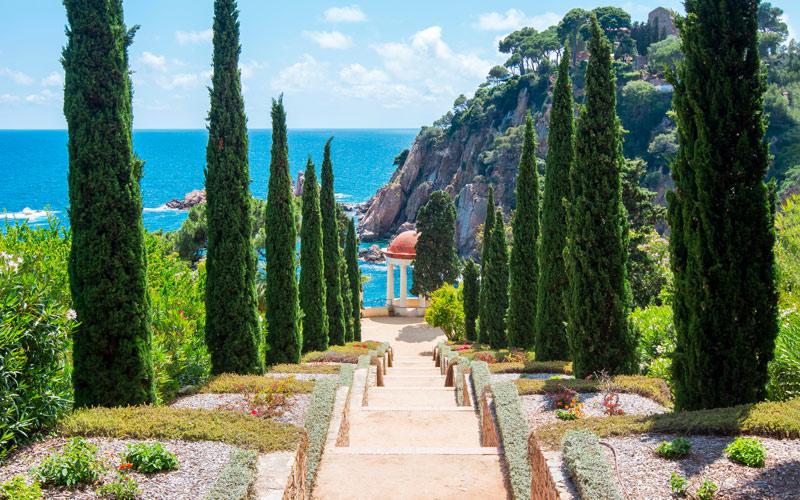 Jardin de Marimurtra à Gérone