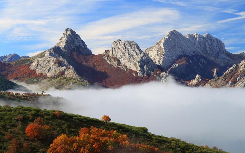 Montagnes de Riaño