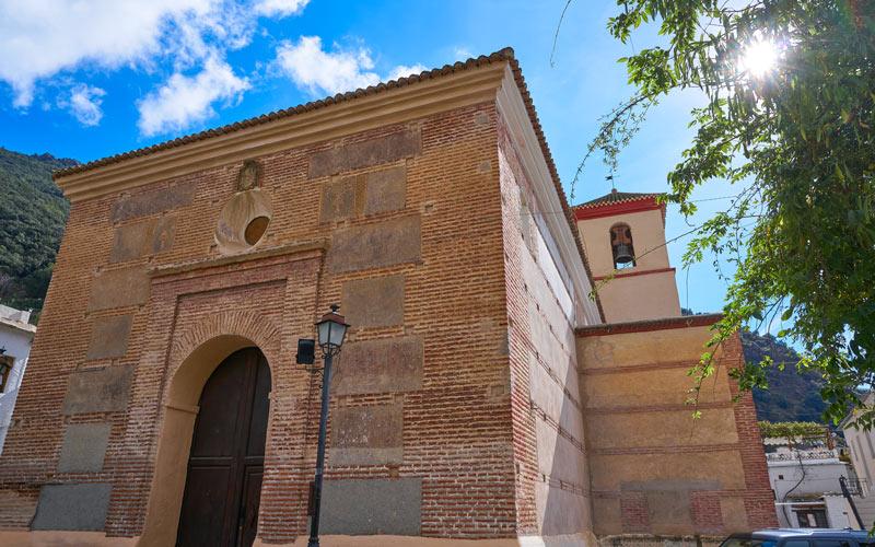 Église de la Santa Cruz