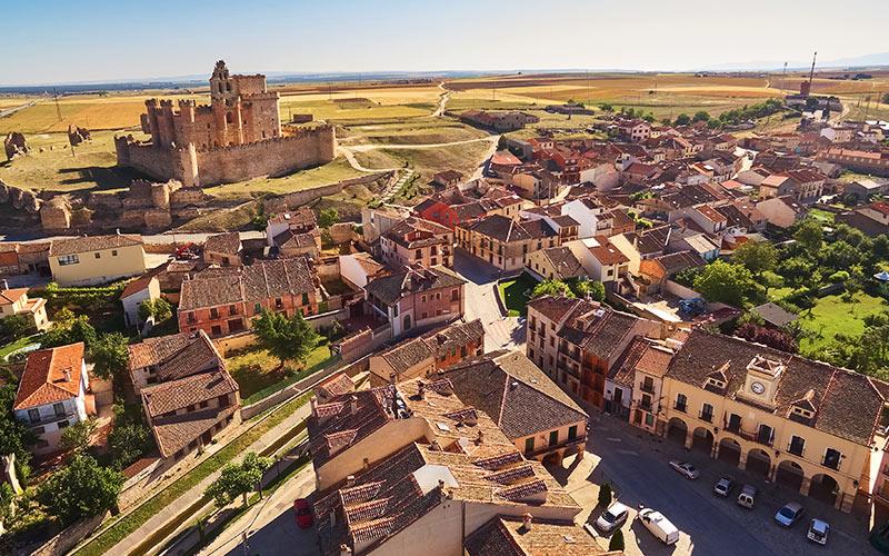 Turégano et son château