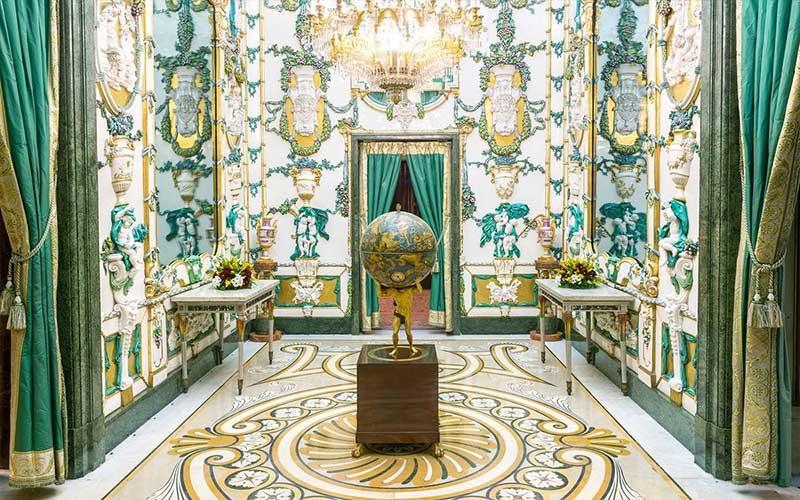 Salle des porcelaines