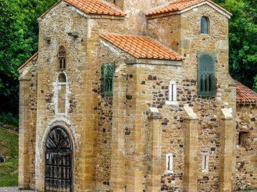 Église San Miguel de Lillo
