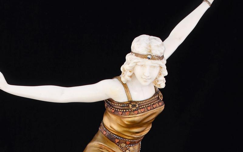 Danseuse russe, de Paul Philippe