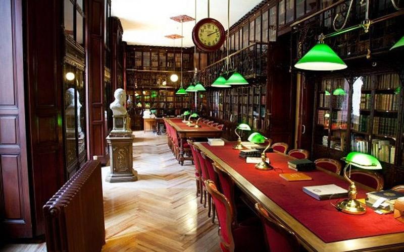 Bibliothèque de l'Académie royale de Médecine de Madrid