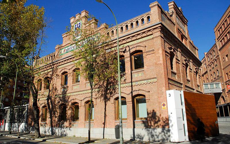 Bibliothèque régionale de Madrid Joaquín Leguina