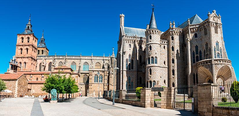 Cathédrale d'Astorga