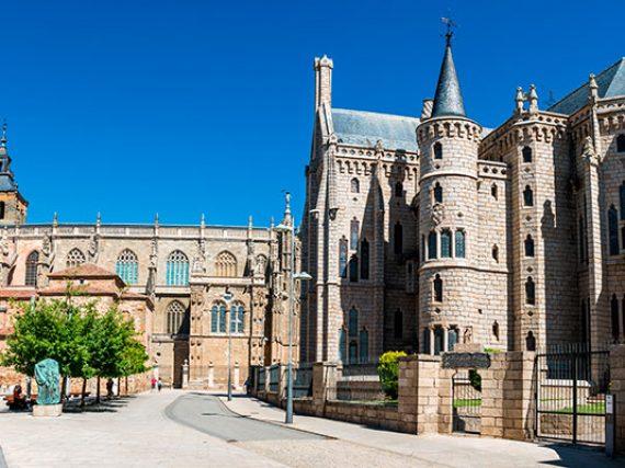 Route des cathédrales de Castille-et-León
