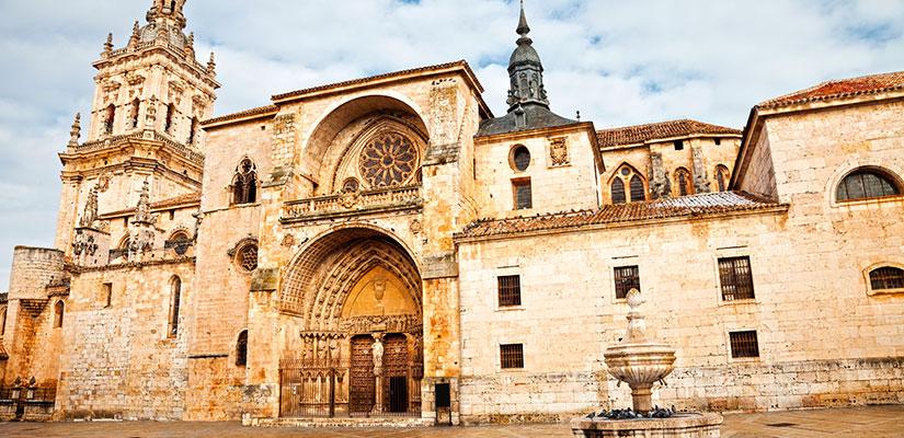Cathédrale de Burgo de Osma