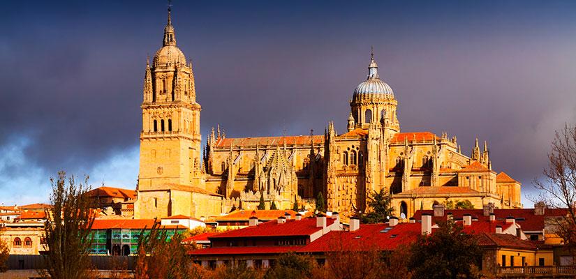 Nouvelle cathédrale de Salamanque