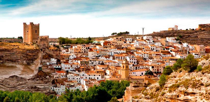 Castillos en Albacete: Alcalá de Júcar