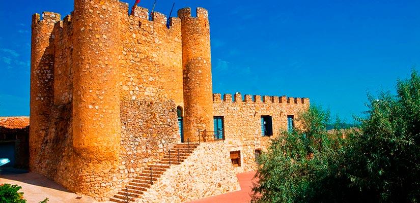 Castillos en Albacete: carcelen
