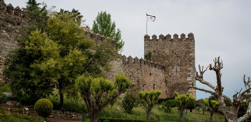 Château de Jerez de los Caballeros