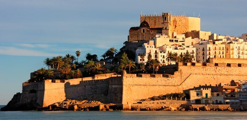 Murailles et château de Peñíscola