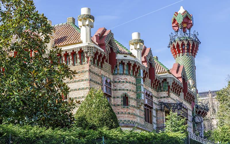 Le Caprice de Gaudí à Comillas