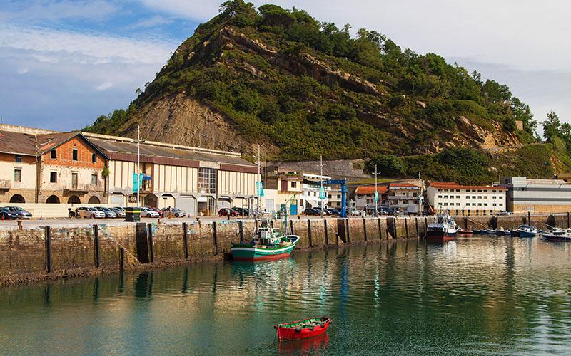 Getaria, l'un des villages côtiers les plus charmants du Pays basque espagnol