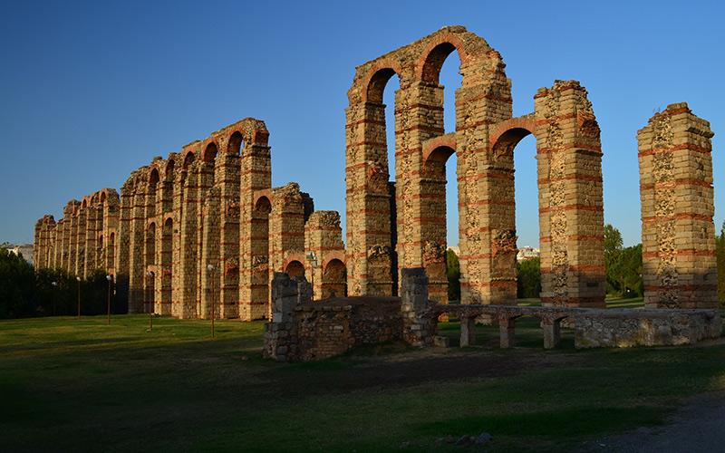 Aqueduc de Los Milagros à Mérida