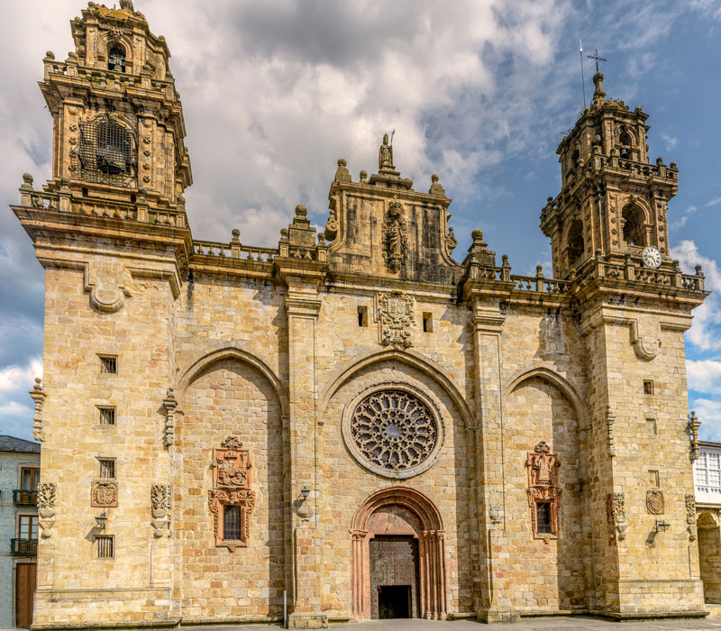 Cathédrale de Mondoñedo