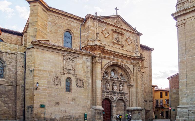 Cathédrale du Sauveur à Santo Domingo de la Calzada