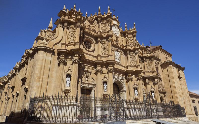 Cathédrale de Guadix