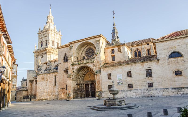 Cathédrale d'El Burgo de Osma