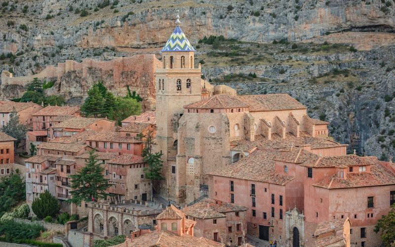 Cathédrale d'Albarracín