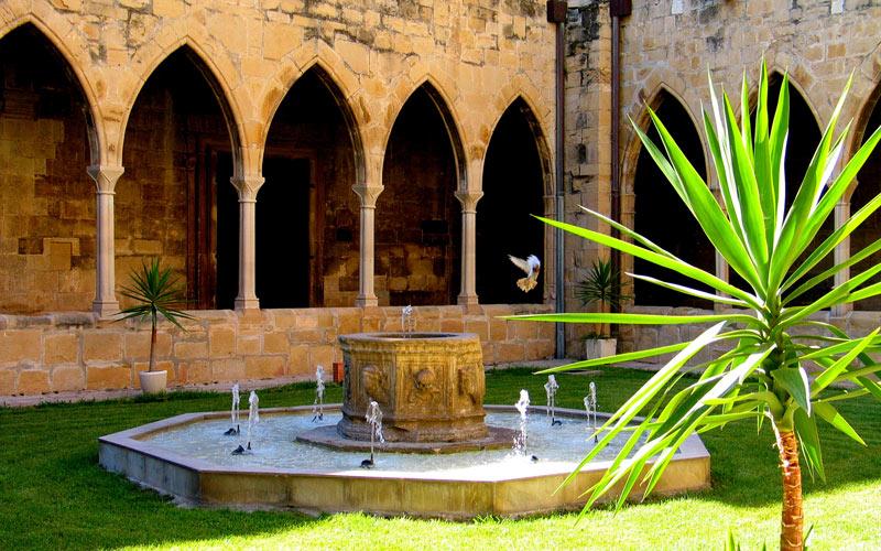 Cloître de la cathédrale de Tortosa
