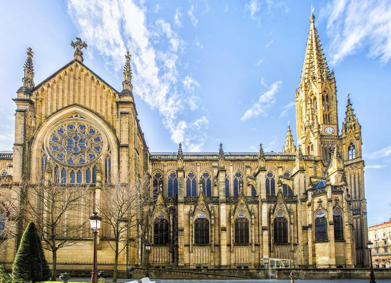 Cathédrale de Saint-Sébastien