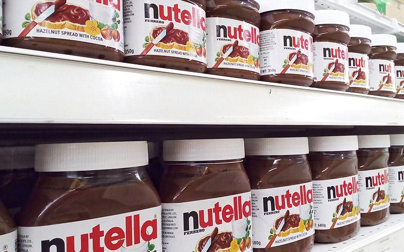 Crème de Nutella