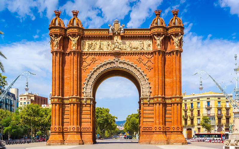 Arc de Triomphe de Barcelone
