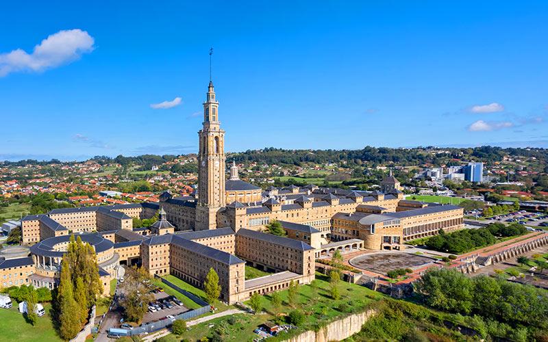 Université Laboral de Gijón