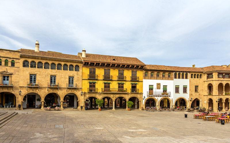 Grand-place du Village espagnol