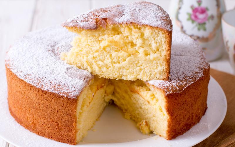 Gâteau au beurre de Soria