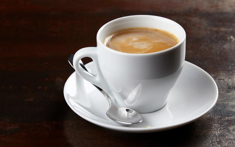 Le délicieux café de nos jours