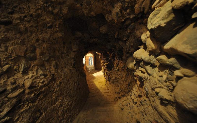 Grottes sacrées