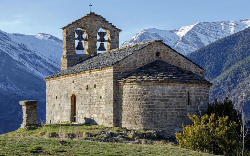Petite église San Quirce de Durro