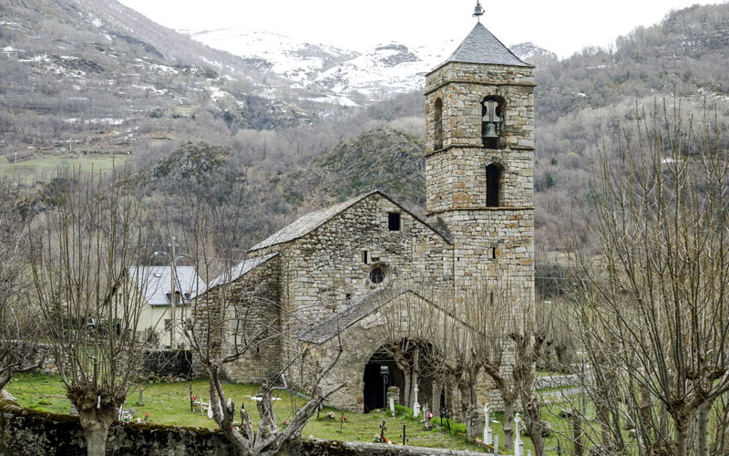 Église San Félix de Barruera